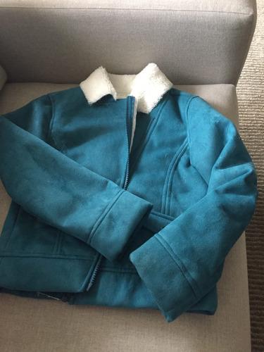 casaco  tam 7/8 anos seminovo com pelo dentro