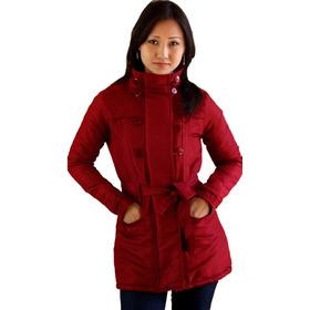 Casaco Trench Coat Com Manta Térmica Interna - Inverno