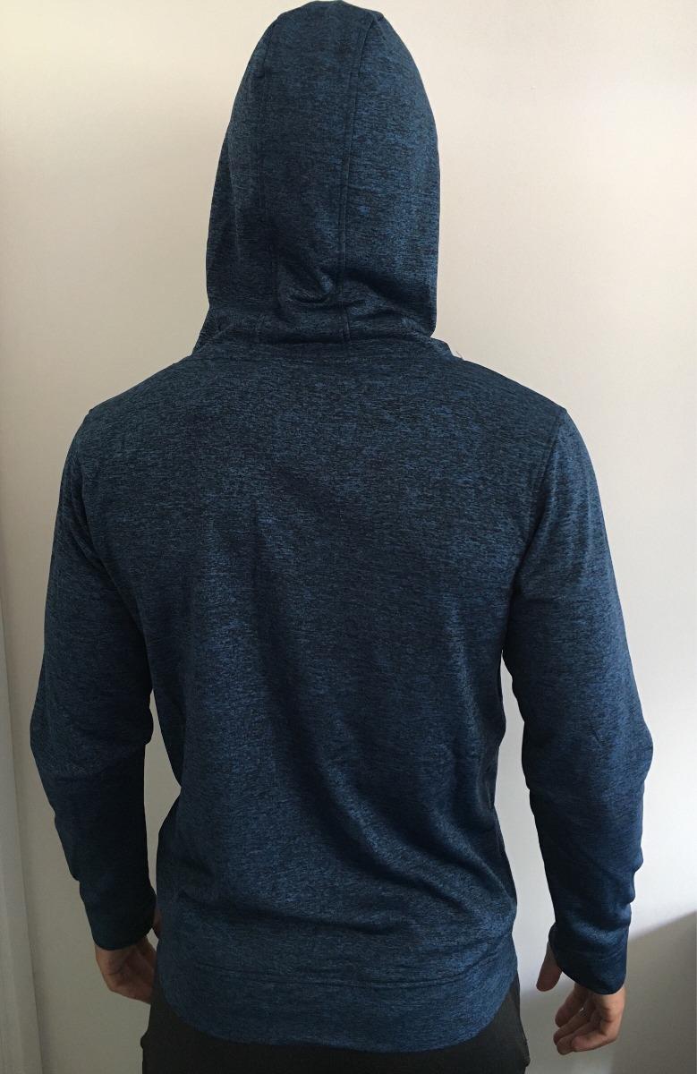 4d0beed85fd casaco under armour flash blue com capuz. Carregando zoom.