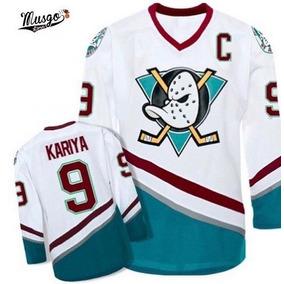 dd40543fd Jaqueta Nhl Hockey Mighty Ducks - Calçados