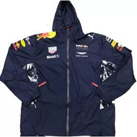 ad5f600f746a3   Jaqueta Original G G Red Bull F1 Team Impermeável Nova   - Casacos ...