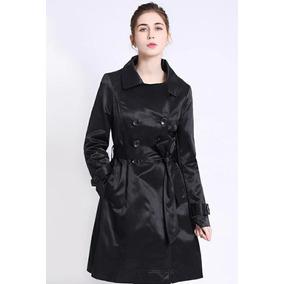 513a49ea1 Casaco Feminino Trench Coat Trico no Mercado Livre Brasil