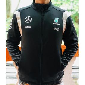 895eb0a7575f1 Jaqueta Mercedes F1 - Jaqueta para Masculino no Mercado Livre Brasil
