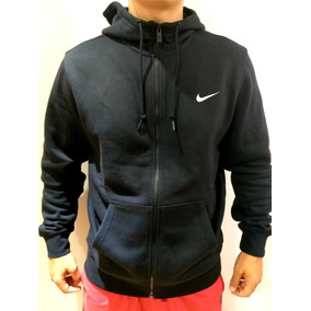 fb24f6dbc Blusa De Frio Moletom Nike Club Fz Ziper Original Promoção