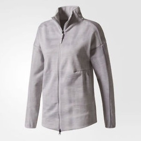 1f5670c3276 Blusa Adidas Florida - Casacos Cinza claro no Mercado Livre Brasil