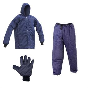 bdbfd4b8ac453 Conjunto Termico Para Camara Fria (japona calca luva) -35 G