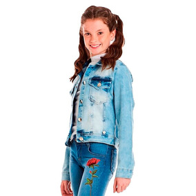 110a96b78 Marisa Jaqueta Jeans Rosa Fashion - Calçados, Roupas e Bolsas em São ...