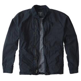 685ca06d1e708 Jaqueta Abercrombie Masculina - 100% Original - Tam  G - P5