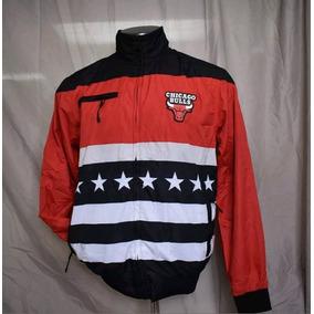 94abb7a91 Jaqueta Universitaria Chicago Bulls - Casacos no Mercado Livre Brasil