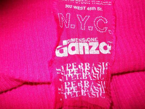 casaco/top esportivo dimensione danza (itália) importado.