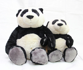 aa9916906 Pelucia Casal De Panda no Mercado Livre Brasil