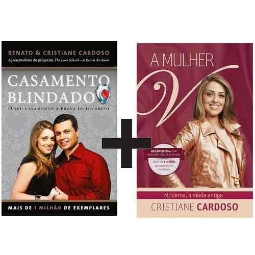 casamento blindado livro + a mulher v frete grátis brasil