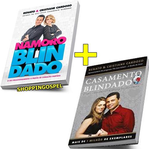 casamento blindado livro + namoro blindado livro