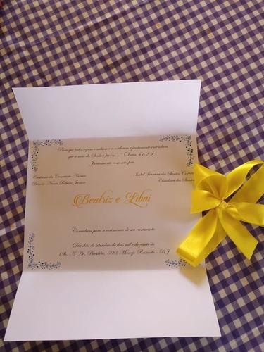 casamento convite convite