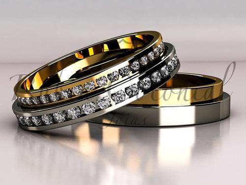 casamento ouro aliança