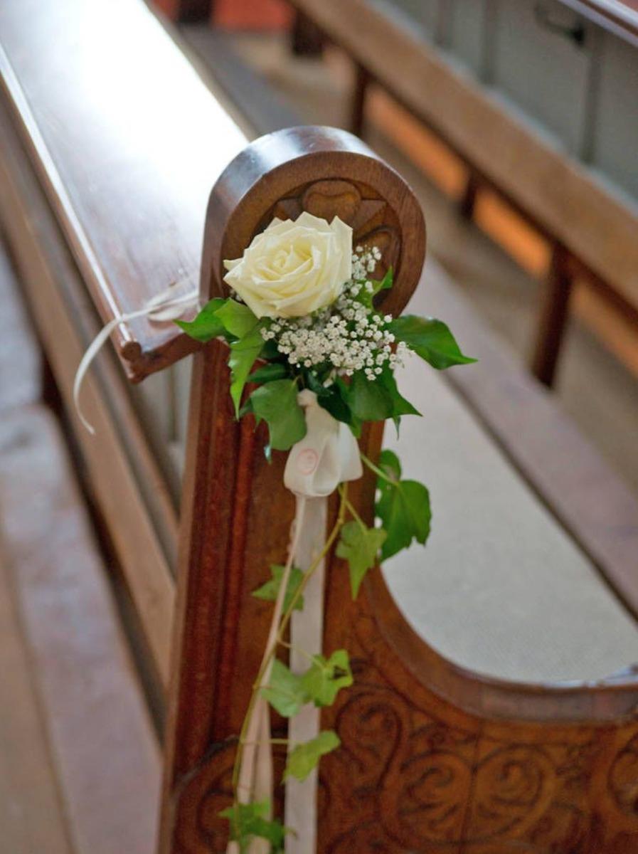 Casamiento Arreglos Florales Iglesia Salón