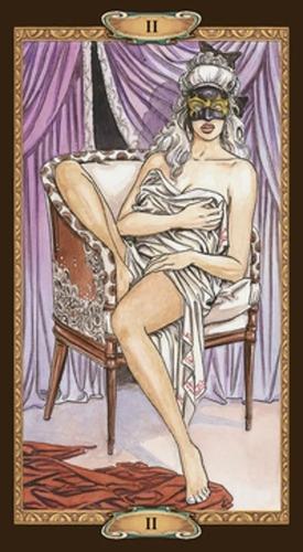 casanova tarot, con folleto multilingue