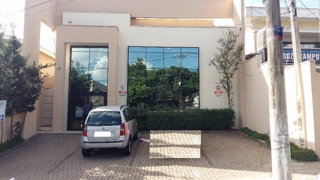 casa/prédio comercial para locação, jardim chapadão, campinas. - ca11882