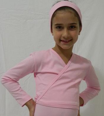 6c59d7fdcf Casaquinho Ballet Infantil - R$38,85 - R$ 38,85 em Mercado Livre