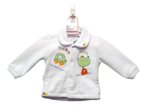 casaquinho infantil de soft p/ menino quentinho p e g