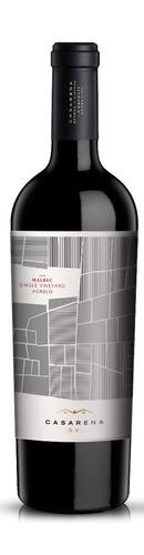 casarena lauren´s vineyard cabernet franc - sv agrelo - vino