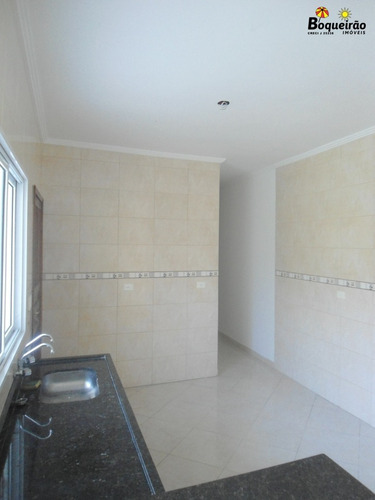 casas 02 dormitórios novas aceita financiamento bancário - 2651