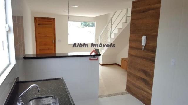 casas 2 qts 1ª locação em condomínio itaipuaçu - 6795b