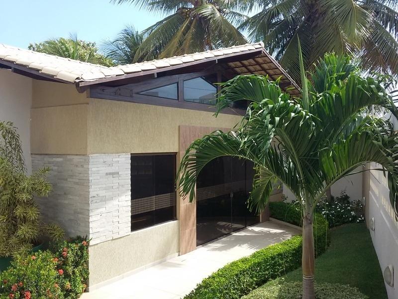 casas (4) a venda em condomínio familiar de alto padrão mobiliadas em cotovelo