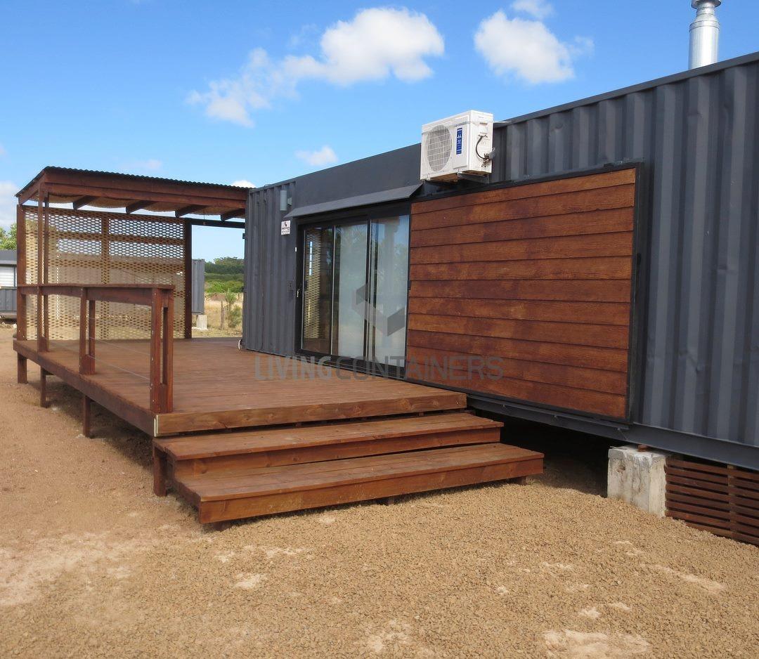 casas 90m2 - contenedores - venta casas - container