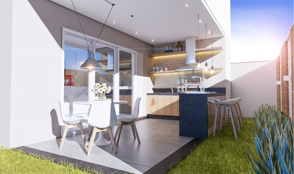 casas 96 m² 3 dorm com suite!!