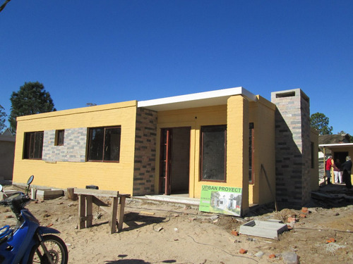 casas a contruir nueva