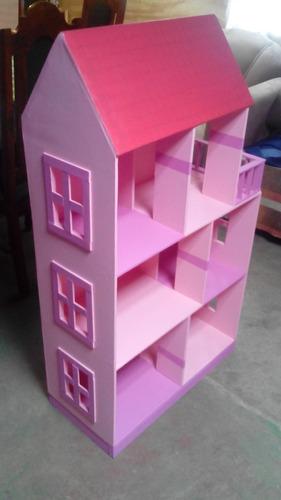 casas barbie con o sin accesorios