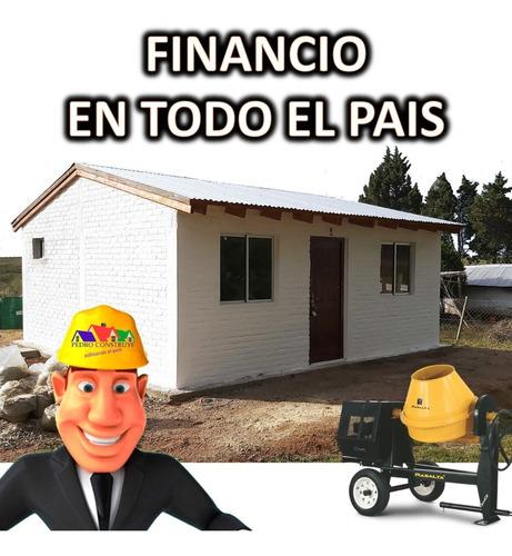 casas cabaña construccion