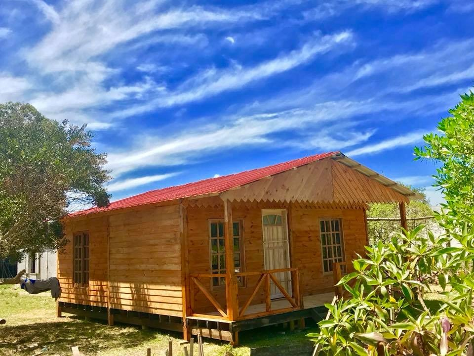 casas, cabañas , prefabricadas
