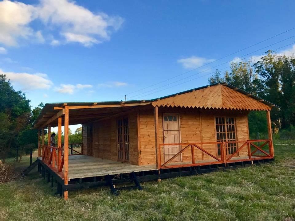 casas, cabañas, prefabricadas