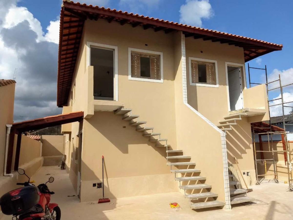 casas com 2 dorms, amplo espaço em itanhaém - cod: 10 - v10