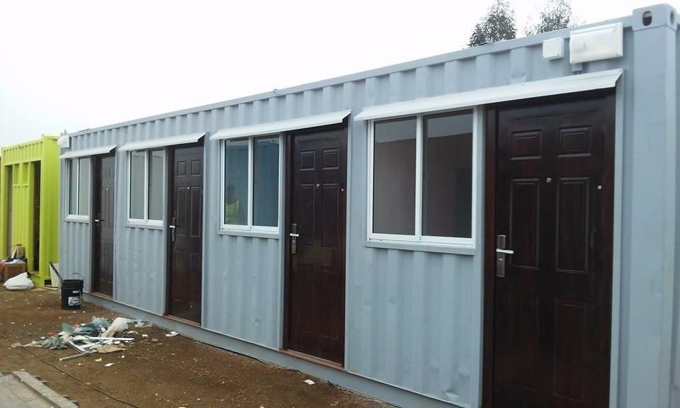 Casas container 350 00 en mercado libre - Precio casa container ...