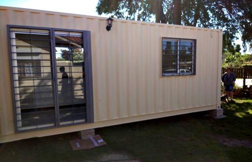 casas contenedores- diseño y construcción