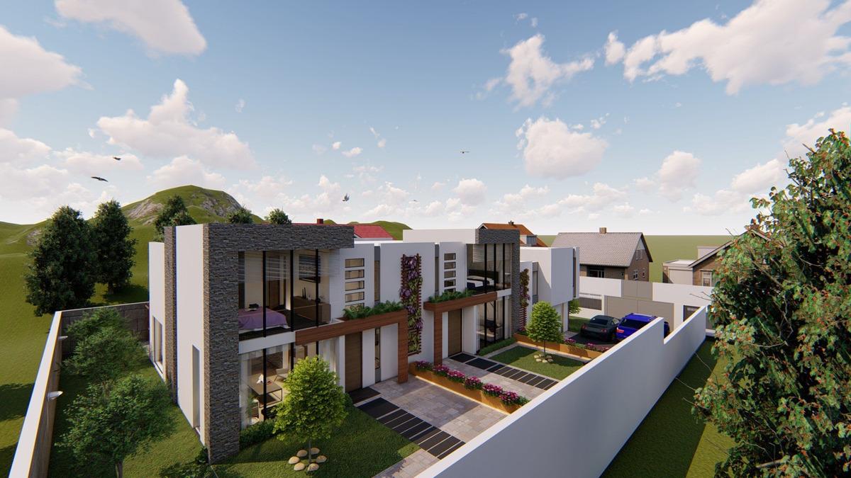 casas de 3 dormitorios conjunto killari - nayon - quito
