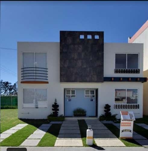 casas de interes residencial en los heroes chalco