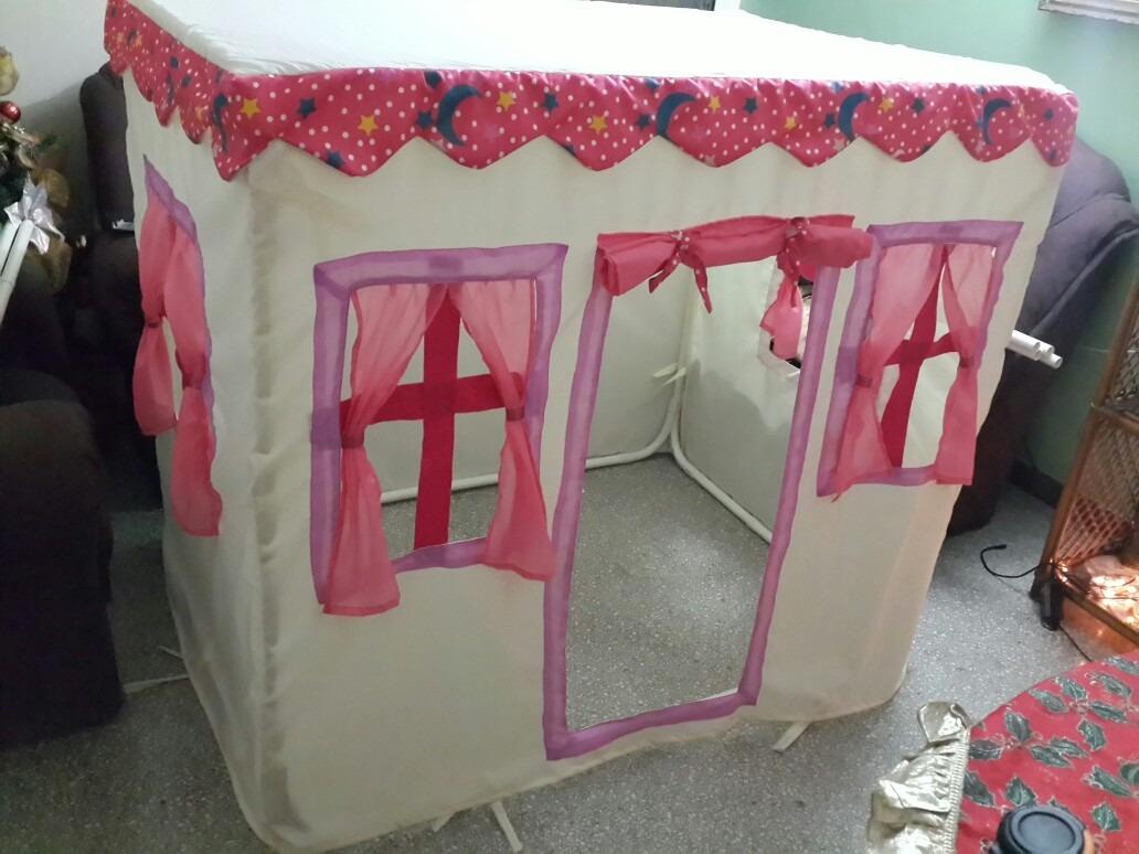Casas de juegos para ni as y ni os juguete princesa - Casita con tobogan para ninos ...