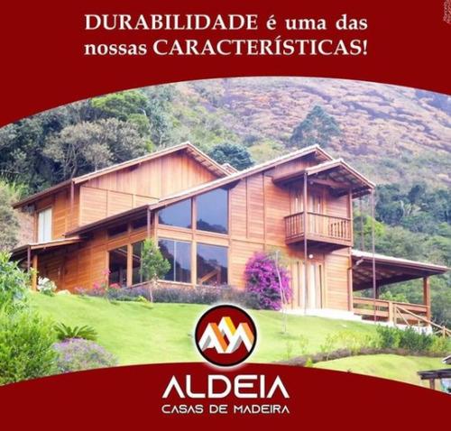 casas de madeira em alto padrão e pré fabricadas de concreto