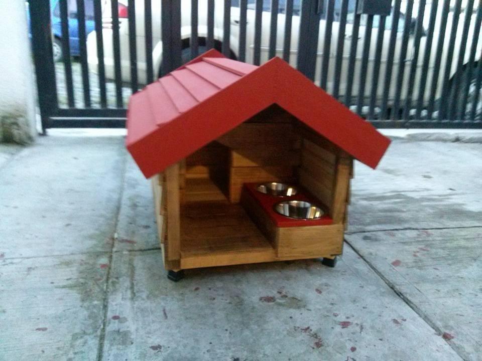 Casas de madera para mascota pet house mini 1 en mercado libre - Mini casas de madera ...