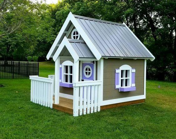 Casas de madera para ni os jard n en mercado libre for Casas madera ninos jardin
