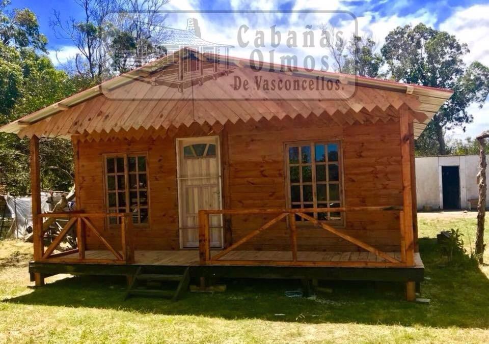 casas de madera, prefabricadas, cabañas