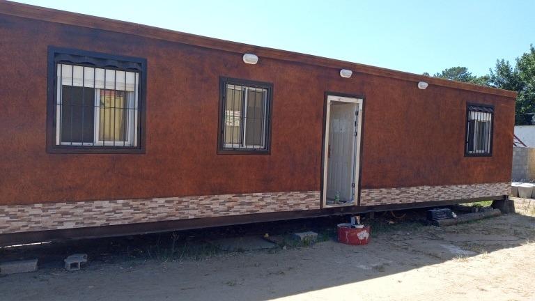 casas de uno y dos dormitorios