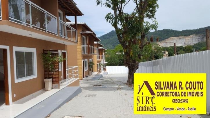 casas duplex em inoã - 2 quartos r$ 195 mil - caixa ! - 28