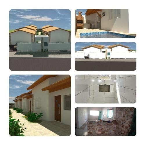 casas em condomínio fechado com piscina individual