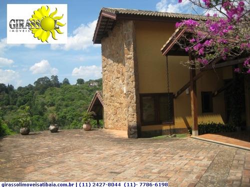 casas em condomínio à venda  em atibaia/sp - compre o seu casas em condomínio aqui! - 1165926