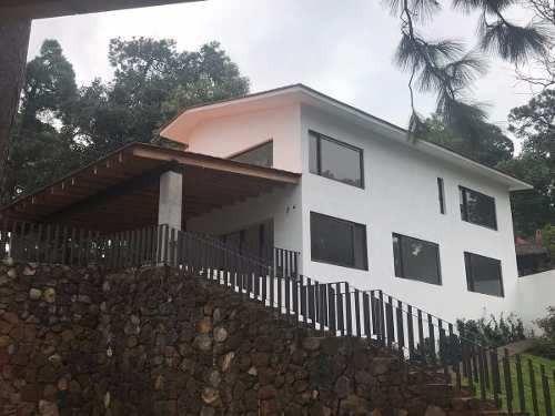 casas en condominio horizontal en valle de bravo